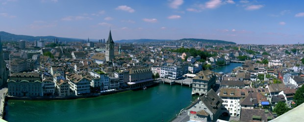 Zurich city date ideas